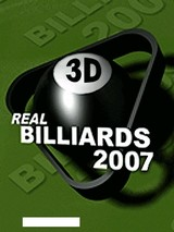 3D Real Billiards 2007 (240х320 / Java)
