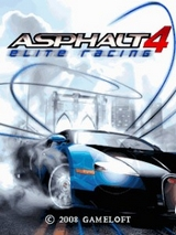 Игра Asphalt Elite Racing 4 (240х400 / Touch screen / Java)
