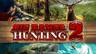 Игра Big Range Hunting 2 (240х400 / Touch screen / Java)