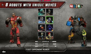 Игра Real Steel HD для Android