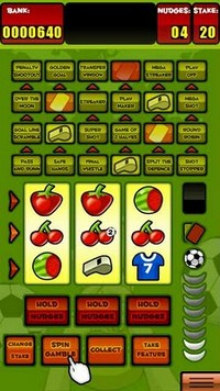 Игра Fruit Machine World Cup Edition (360х640  Сенсор  Java)